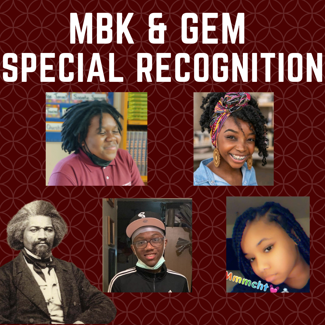 MBK & GEM Special Recognition