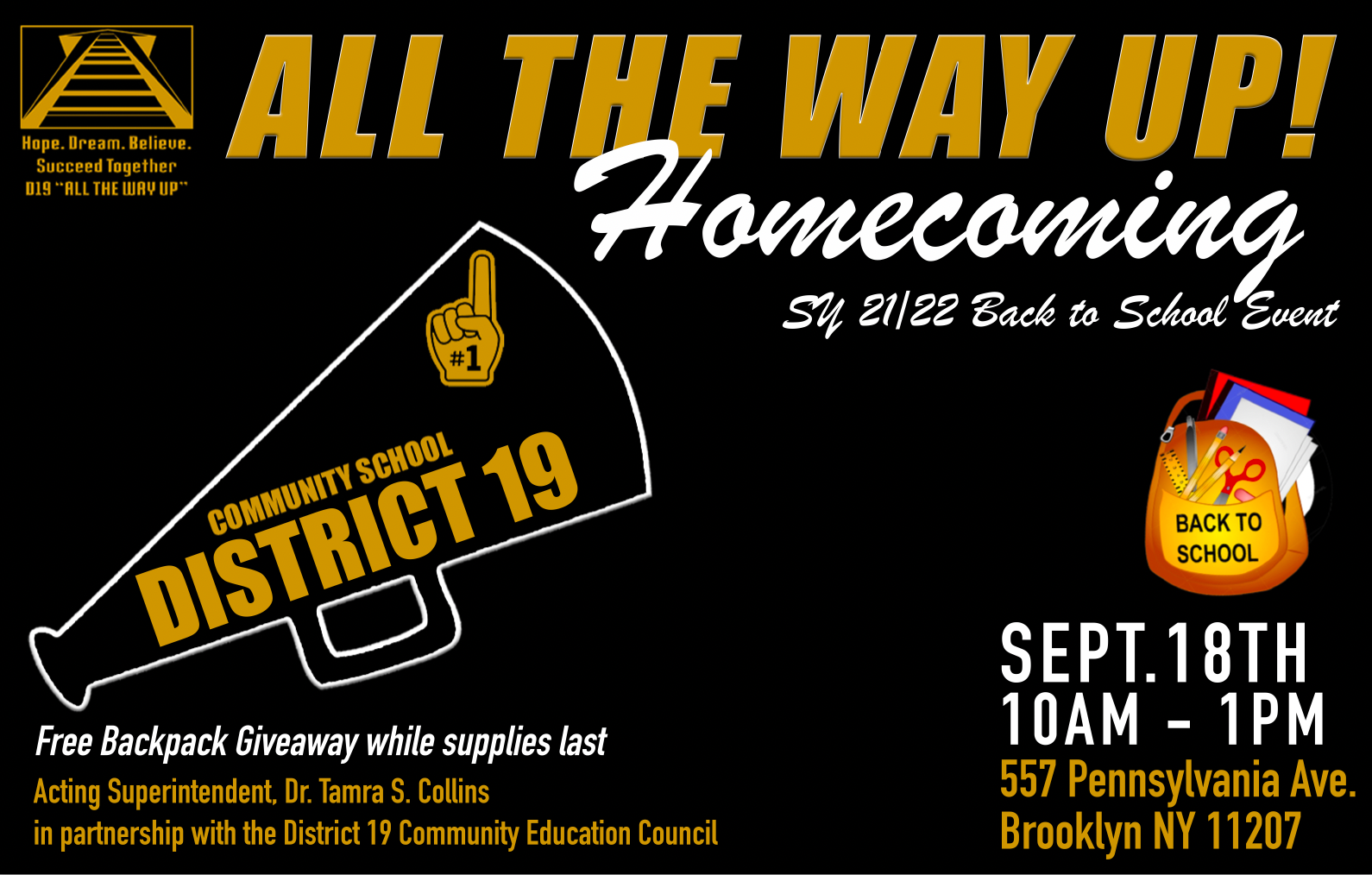 District 19 Homecoming