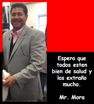Mora Greeting