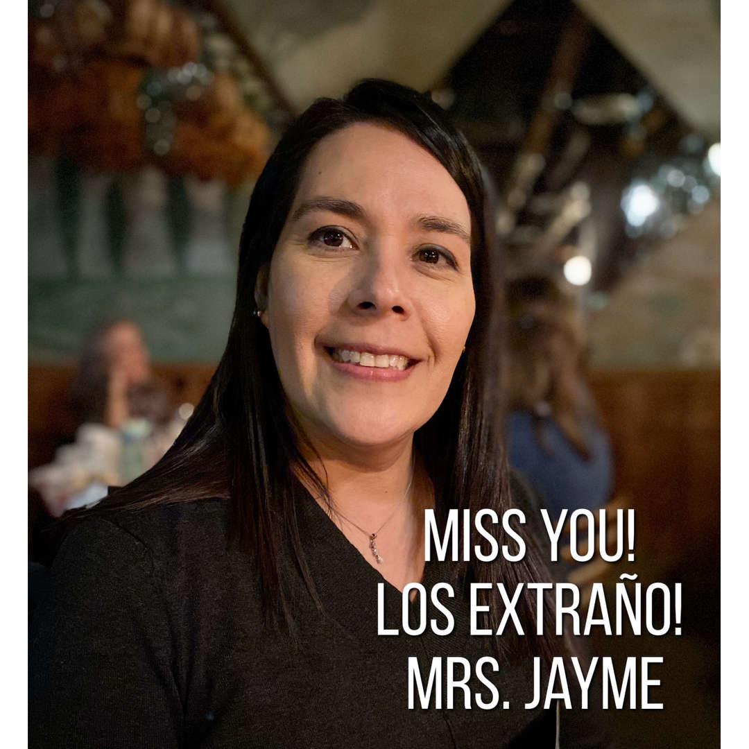 Jayme Greeting