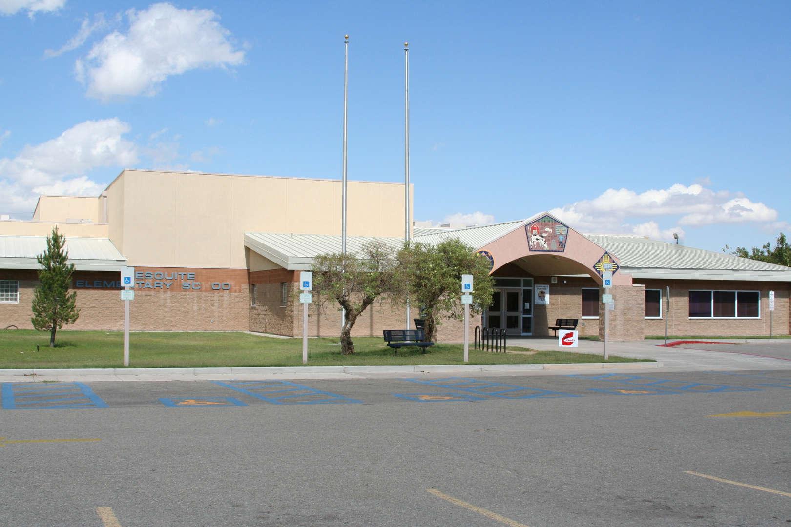 Mesquite Elementary school building