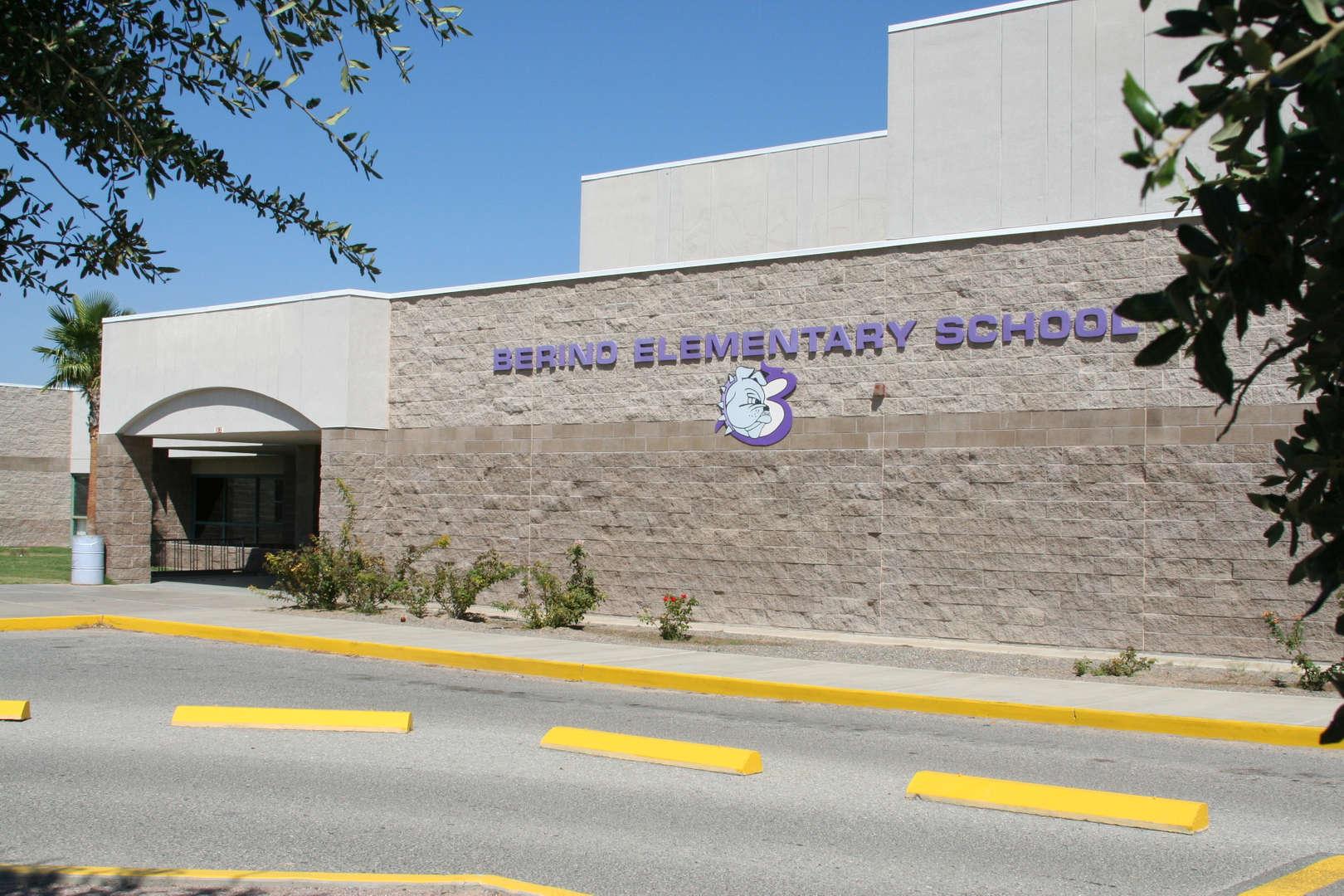 berino's front facade