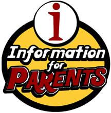 Information for parents clip art