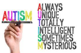 Autism flyer.
