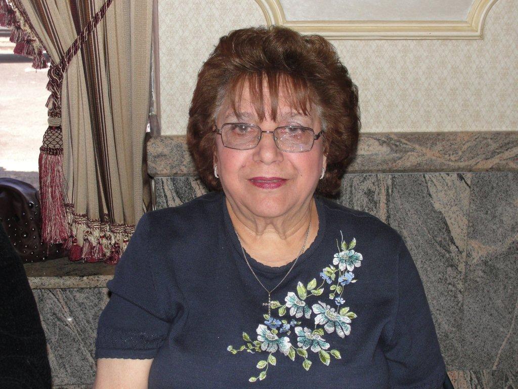 SJAA President: Virginia Maher