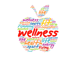 Word Scramble with words related to Wellness