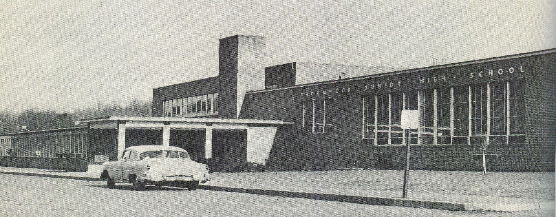 Columbus Elementary School circa 1962.