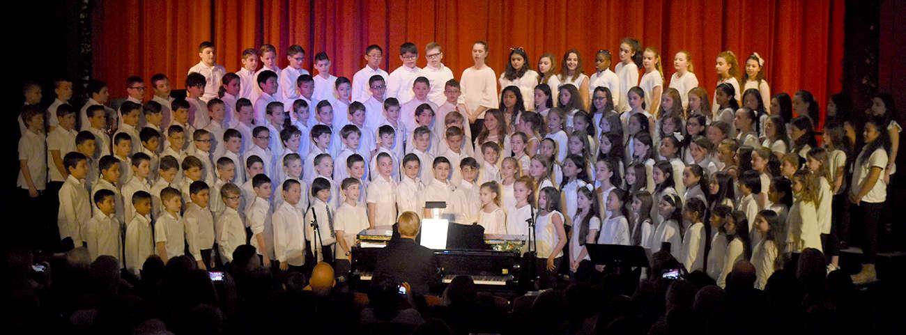 5th Grade Winter Concert