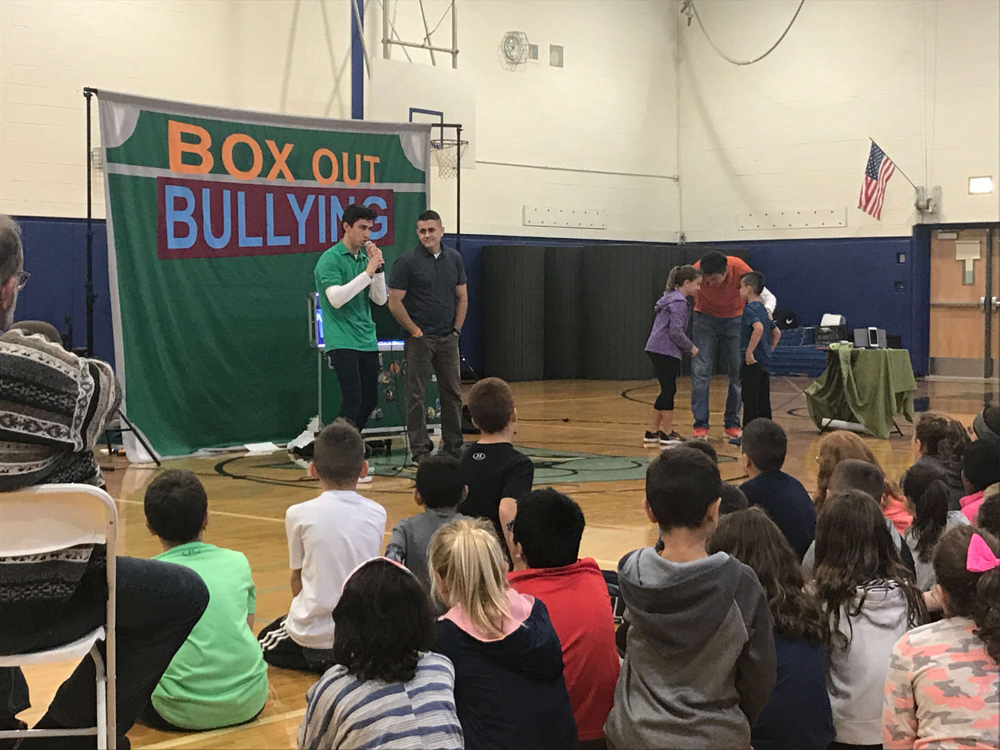 Box Out Bullying Presentation