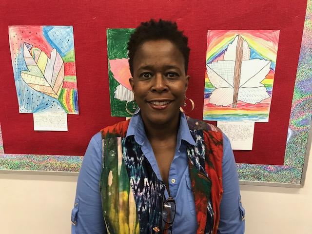 This is a picture of Ms. Dieng.