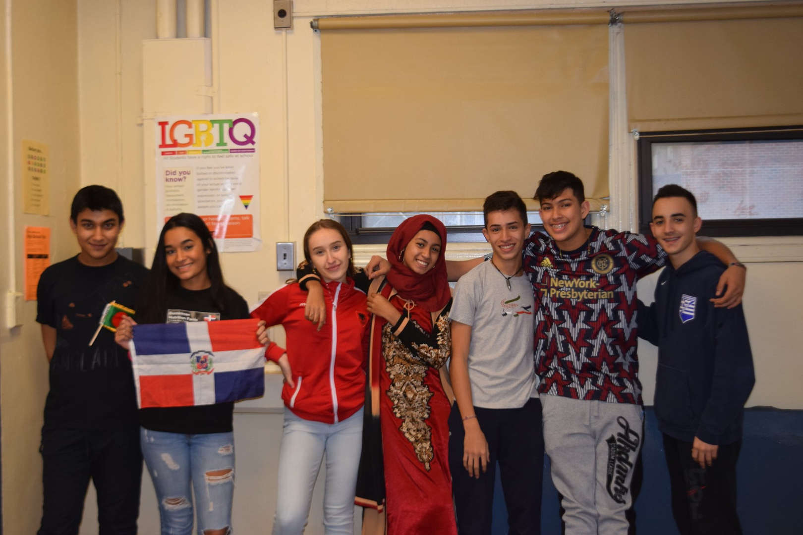 Academy celebrates Heritage Day during Spirit Week