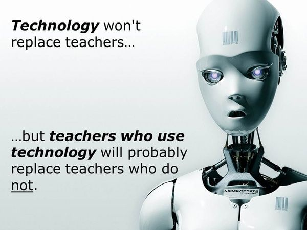 Quote about technology