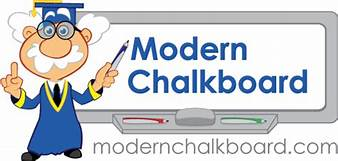 Clicking here will take you to Modern Chalkboard.