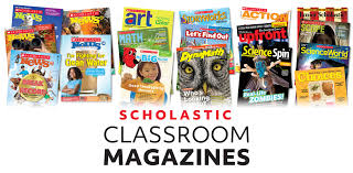 Clicking here will take you to Scholastic.