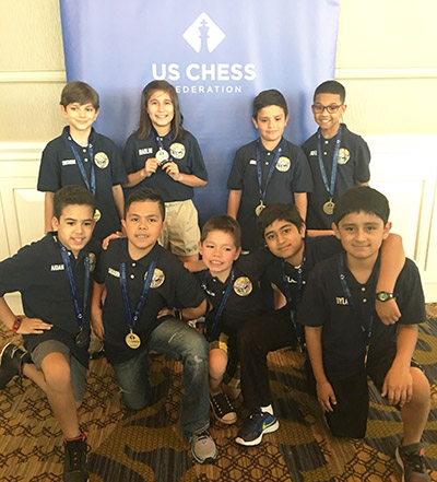 Picture of Columbus Chess Team