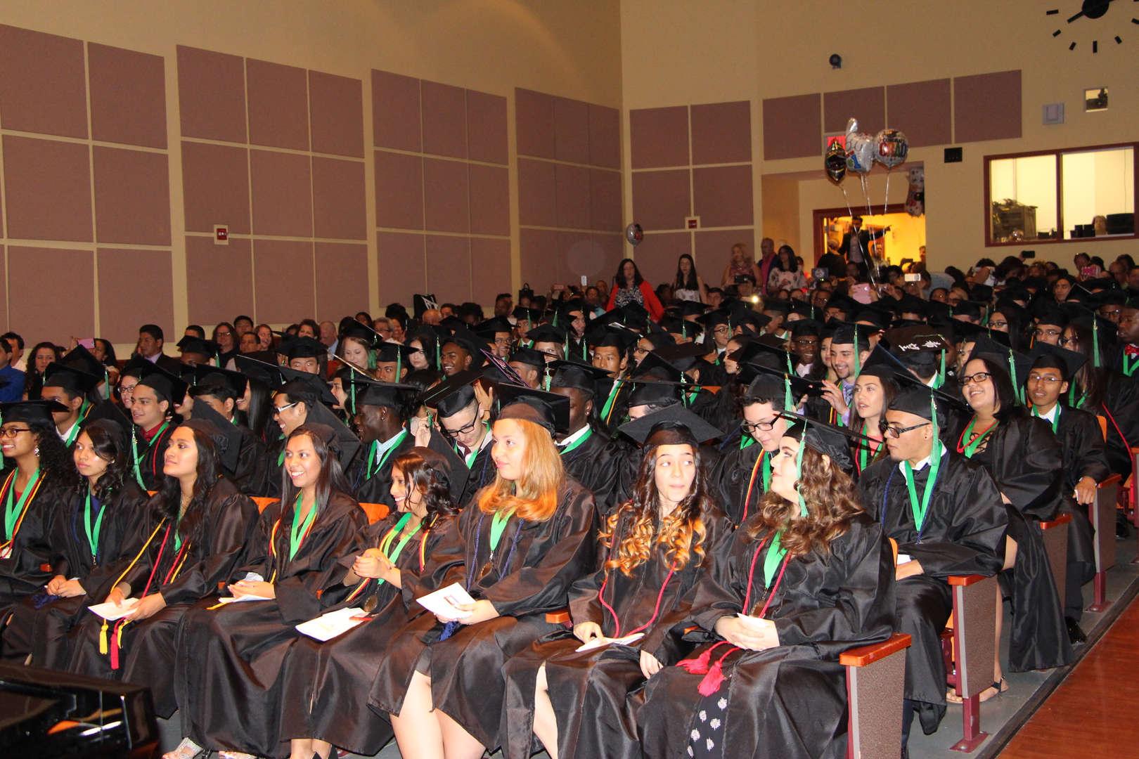 AOFE Graduation 2016