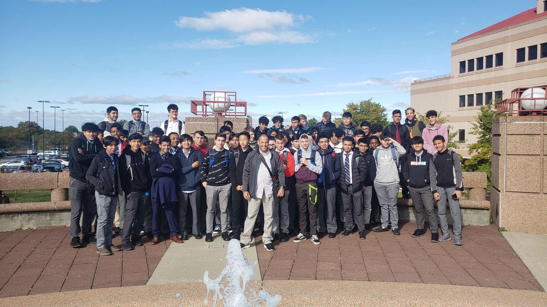 Queens College Trip