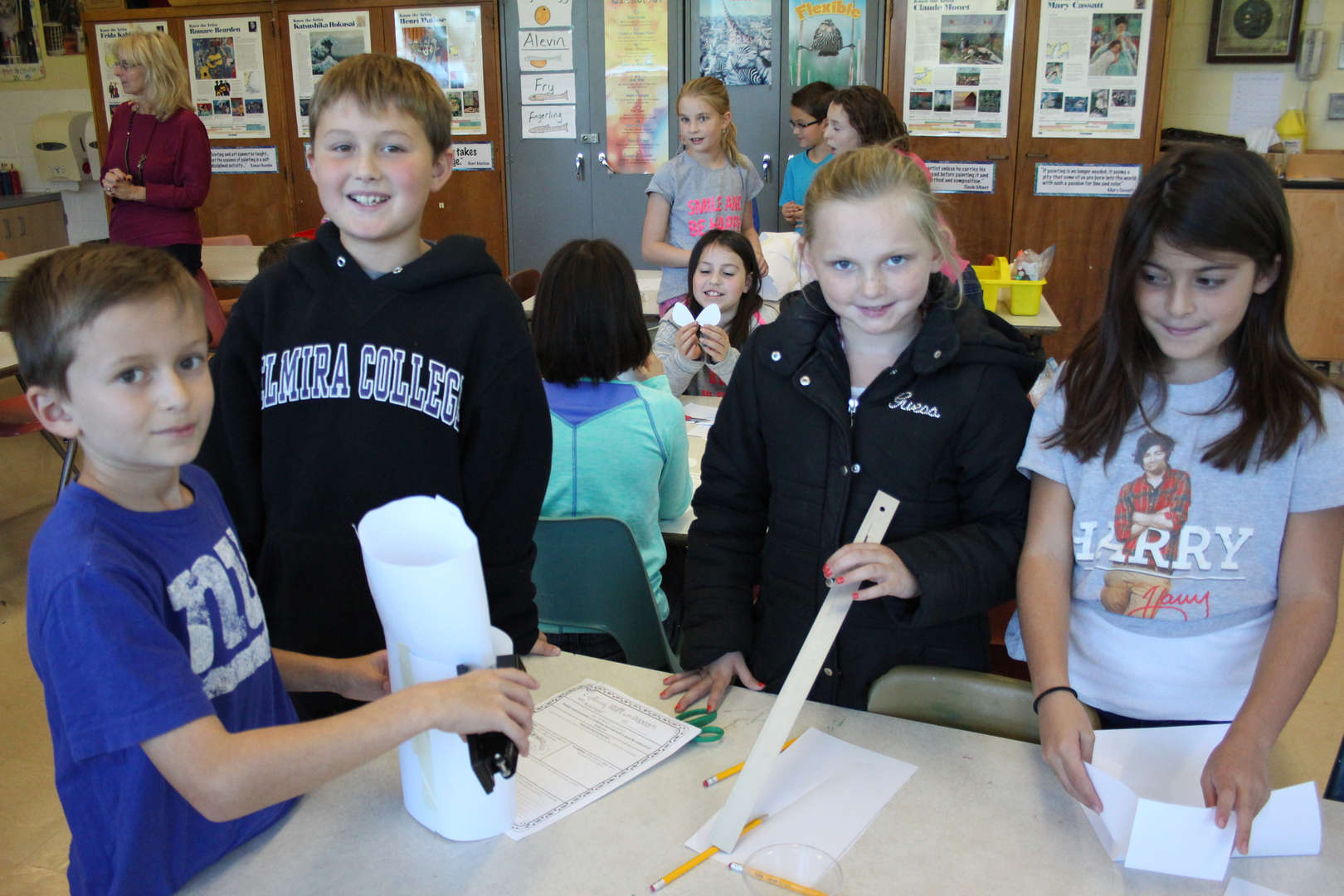 Makerspace- Student collaboration