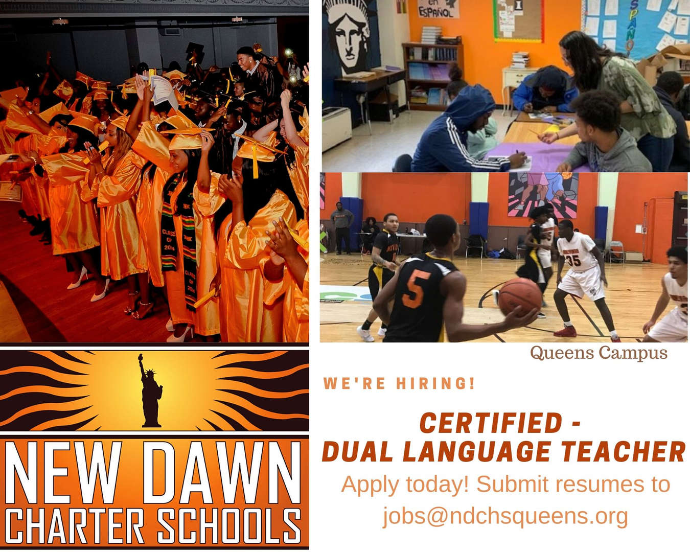 Certified - Dual Language Teacher