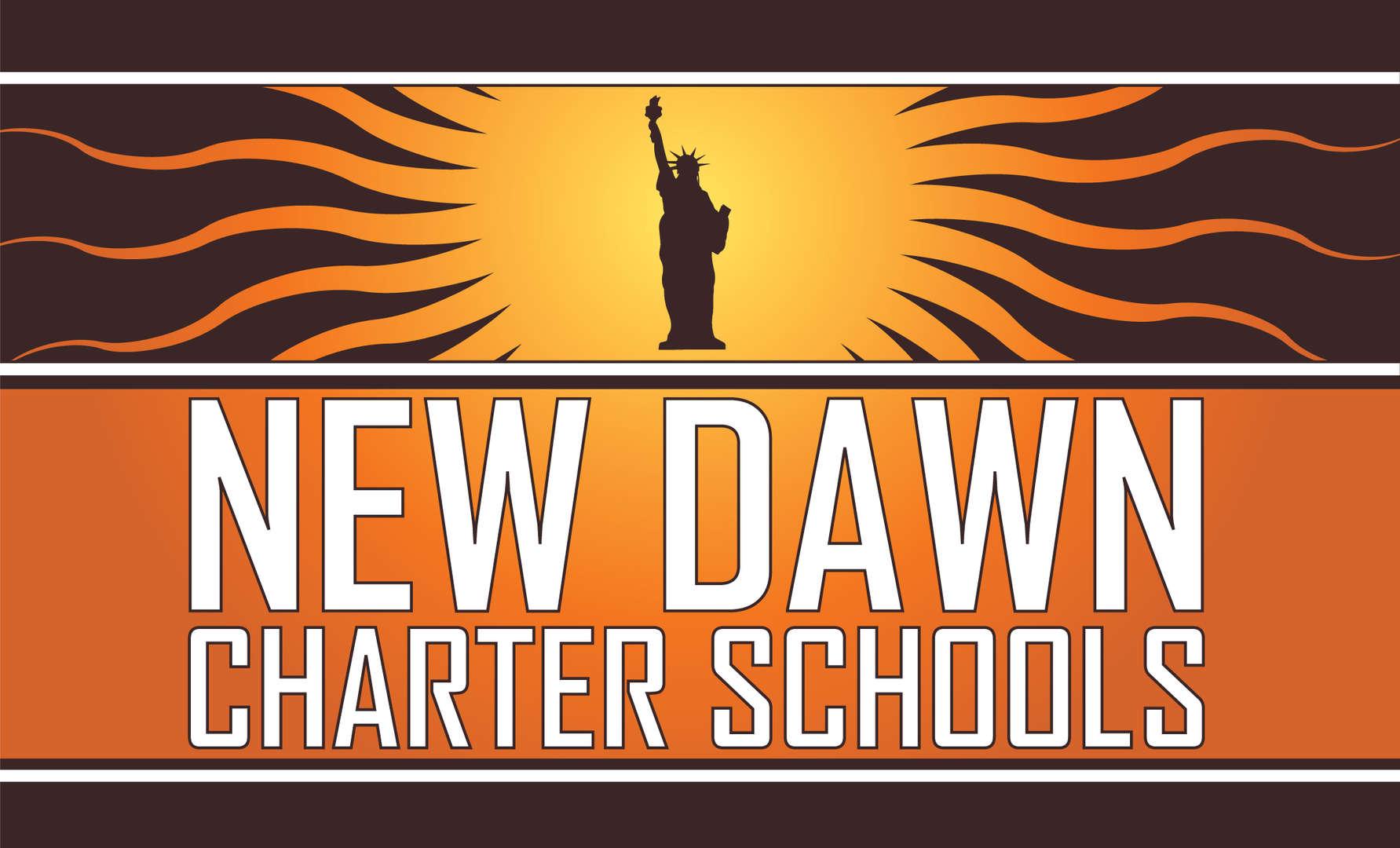 New Dawn Charter High School logo