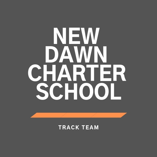 New Dawn Charter School Track Team