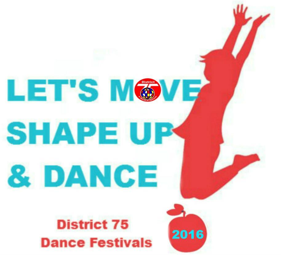 Dance Festival let's move