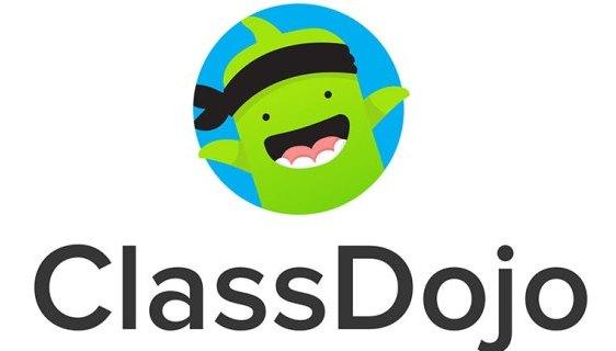 Classdojo logo with link