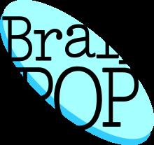 Brain Pop logo with link