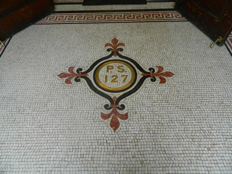 P.S. 127 Floor Mosaic