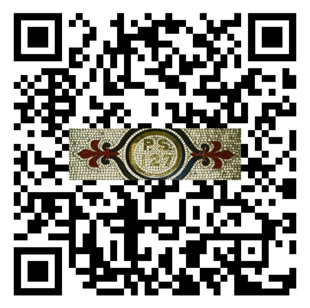 QR Code for PTA Facebook page