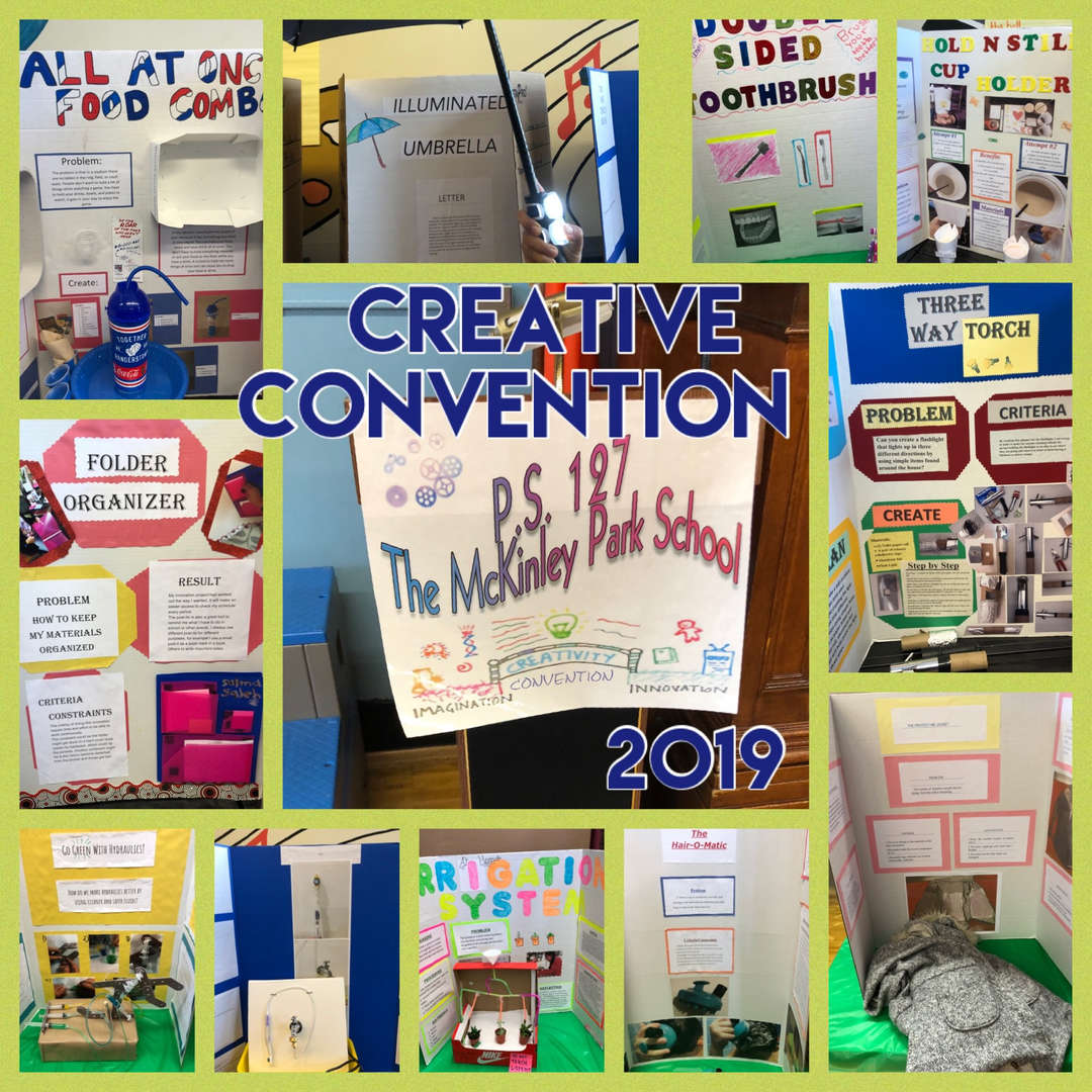 Creative Convention projects