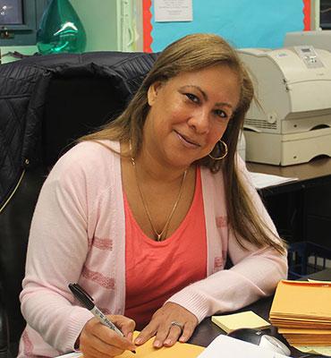 Picture of Parent Coordinator Damaris Carrion