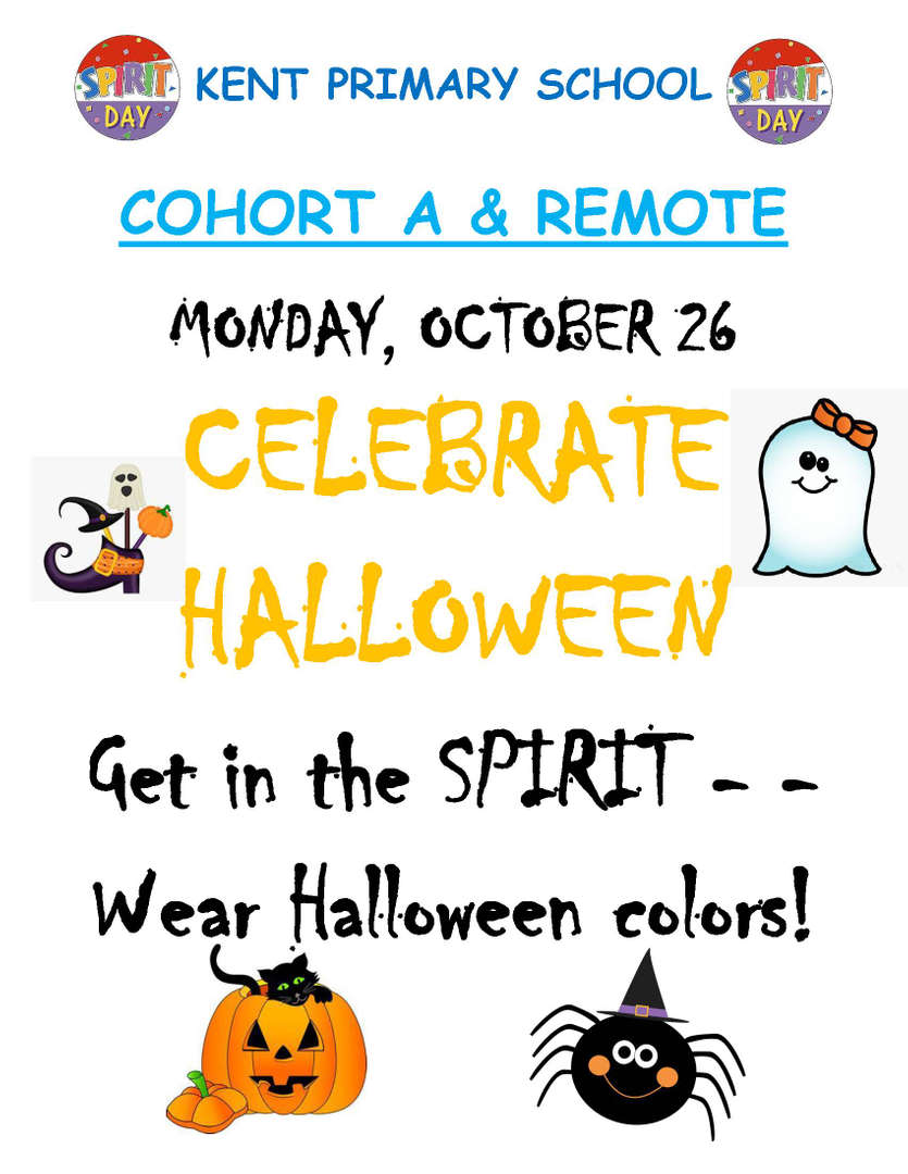 Celebrate Halloween Flyer