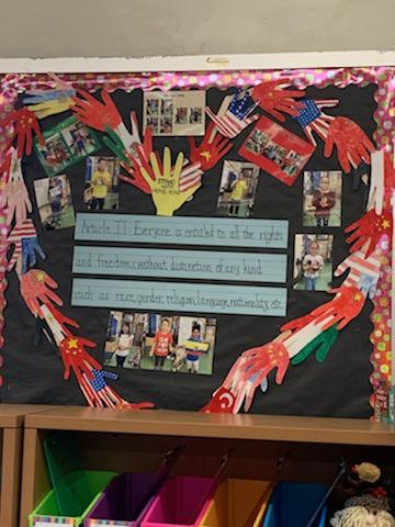 Class 5-4  Ms. D'Agostino: Peace Around the World