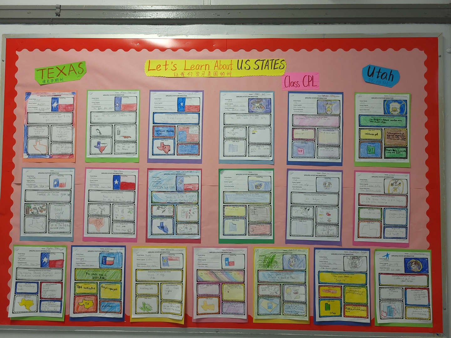 Students learn how to deal with their emotions and feelings and write about it.