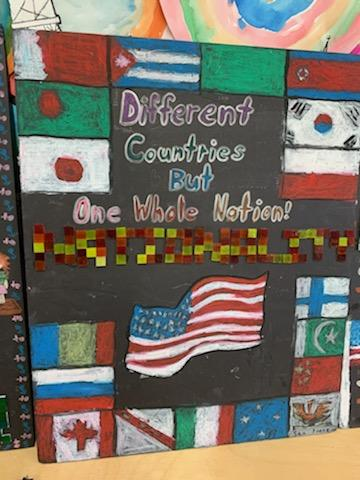 Class 5-4  Ms. D'Agostino: Many Cultures, One World