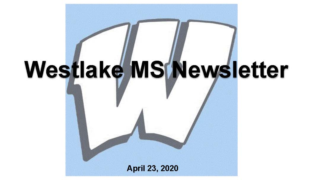 Westlake Middle School Newsletter