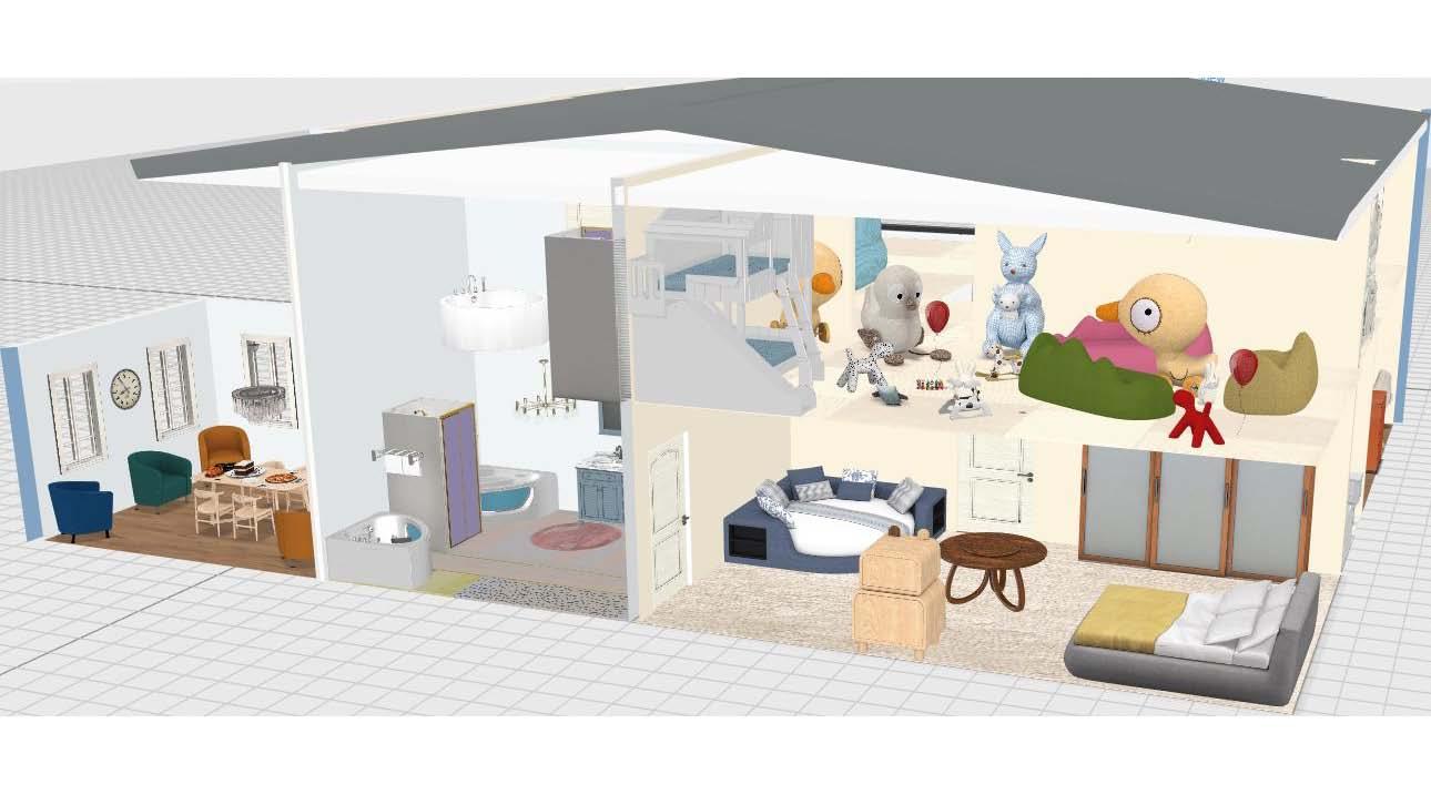 More Model Homes