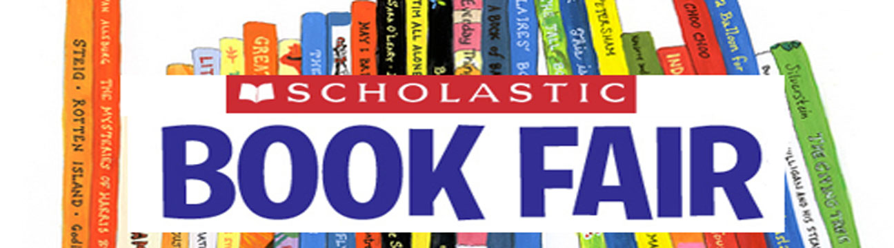 The Book Fair at the library  is Tuesday, May 28 to Thursday, May 30.