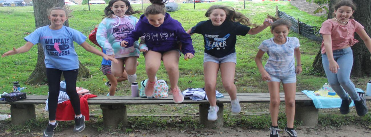 Sixth Grade Recess Fun!