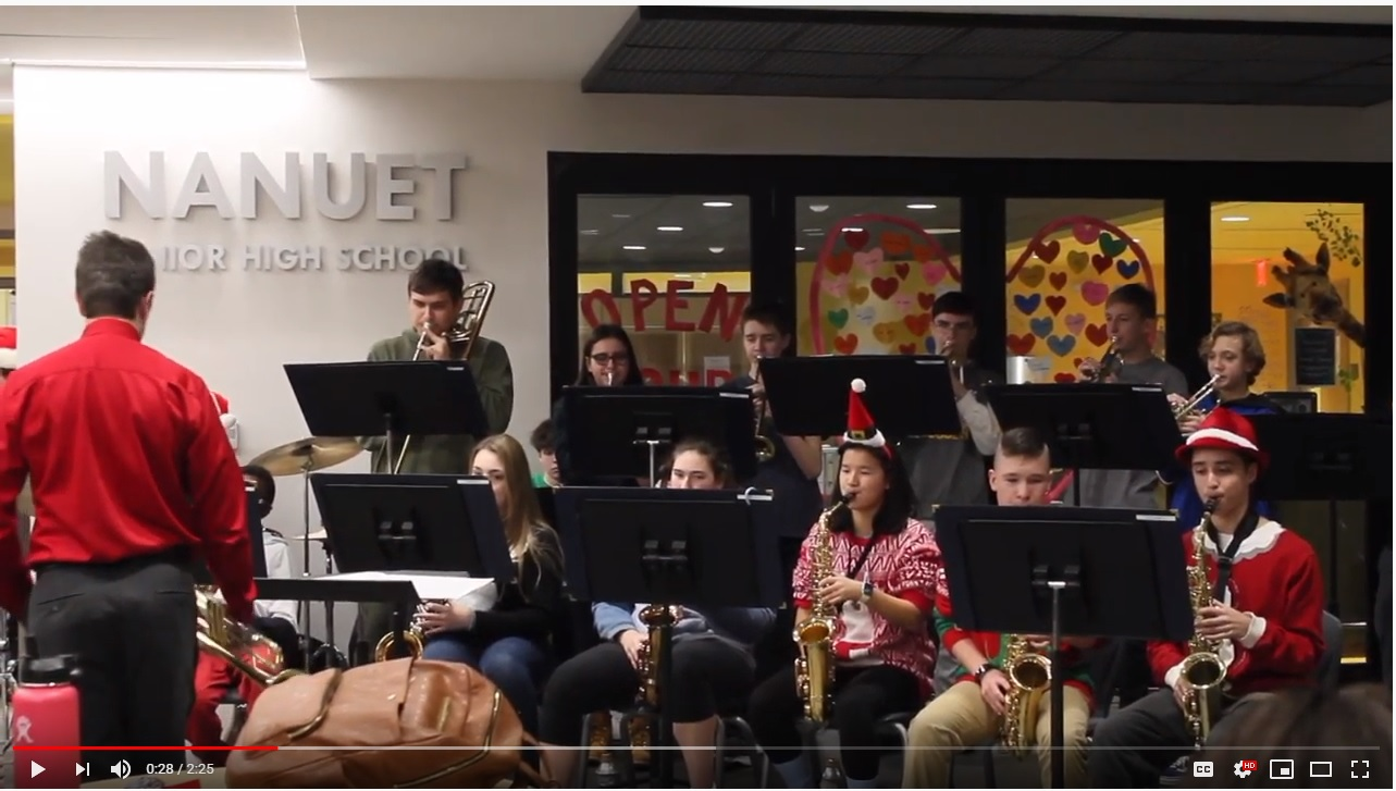 Nanuet Knights News Holiday Wrap Up Show