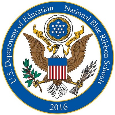 U.S. Secretary of Education John B. King Jr. designated Nanuet Senior High School as a National Blue Ribbon School for 2016.