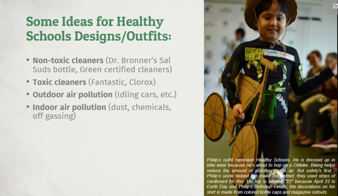 Some ideas for healthy school design outfits