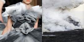 gray smoke outfit next to image of smoke