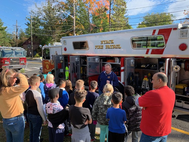 Fire Prevention Day at UNES Friday 10/18/19
