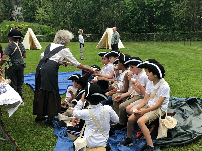 4th Grade Colonial Day Friday, May 17