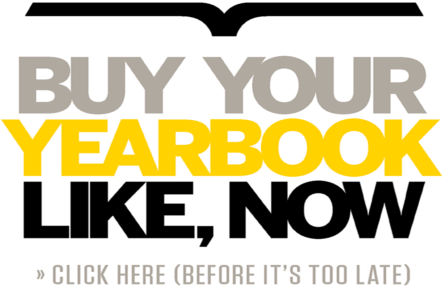 Click on this link to order your yearbook.