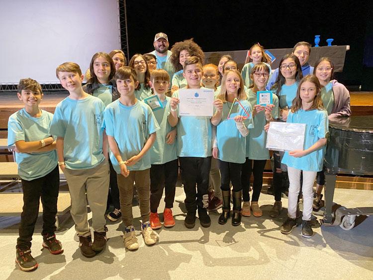 Island Park Robotics Teams Advance to Long Island Championships