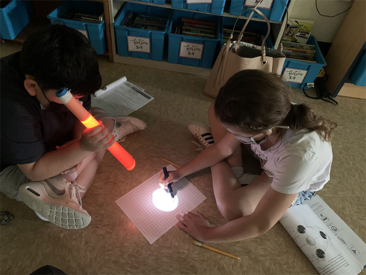 Why are there different temperatures on Earth? Inquiry Based Learning