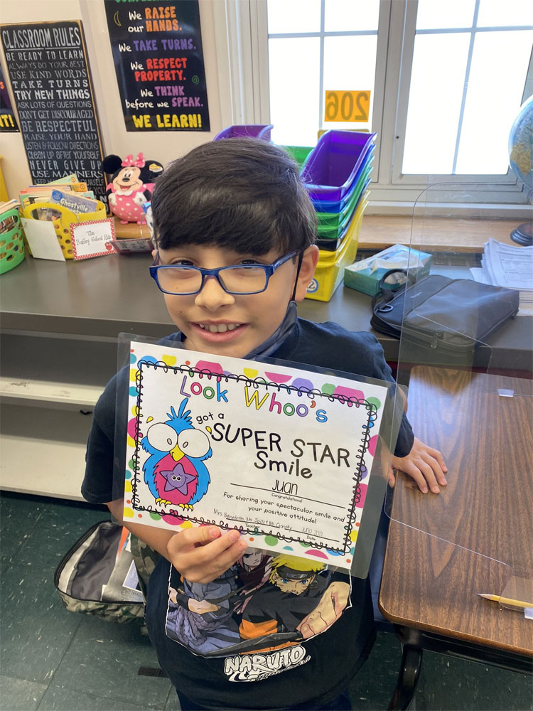 fourth graders deserve a trophy